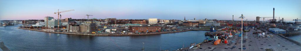 TIS-projekt Oceanhamnen